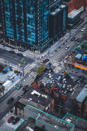 Фото город Торонто, Канада (910752479)