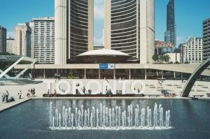 Фото город Торонто, Канада (124901926)