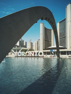 Фото город Торонто, Канада (1037970146)