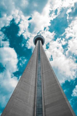 Фото город Торонто, Канада (1008945461)