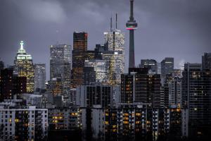 Фото город Торонто, Канада (658722512)