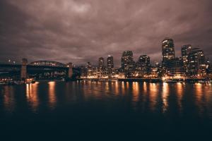 Фото город Ванкувер, Канада (1663959014)