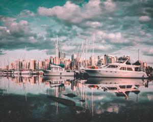 Фото город Ванкувер, Канада (543035469)