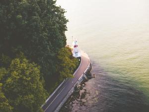 Фото город Ванкувер, Канада (807445007)