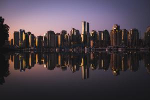 Фото город Ванкувер, Канада (863162564)