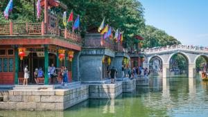 Фото город Пекин, Китай (983486135)
