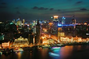 Фото город Шанхай, Китай (631724438)