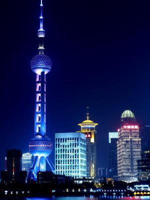 Фото город Шанхай, Китай (781539046)