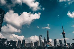 Фото город Шанхай, Китай (2108568369)