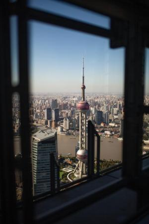 Фото город Шанхай, Китай (1098354461)