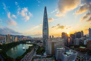 Фото город Сеул, Республика Корея (1090479679)