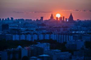 Фото город Москва, Россия (1442450874)