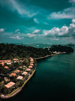 Фото город Сингапур, Сингапур (1188868960)
