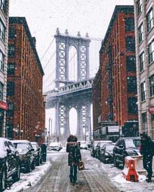 Фото город Нью-Йорк, США (145202739)