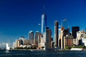 Фото город Нью-Йорк, США (952507468)