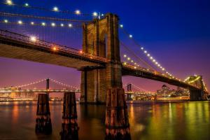 Фото город Нью-Йорк, США (1802100775)