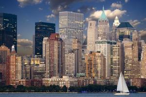 Фото город Нью-Йорк, США (497628871)