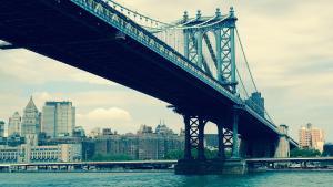 Фото город Нью-Йорк, США (1021056100)