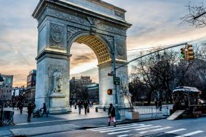 Фото город Нью-Йорк, США (662265918)