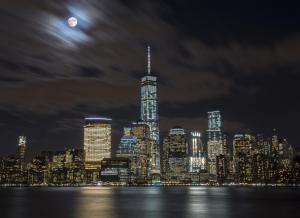 Фото город Нью-Йорк, США (1058839086)
