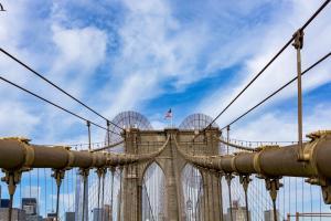 Фото город Нью-Йорк, США (1253870096)