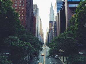 Фото город Нью-Йорк, США (1207401783)
