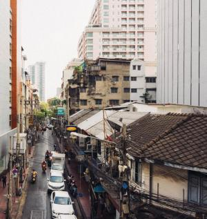 Фото город Бангкок, Таиланд (1457112390)