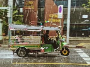 Фото город Бангкок, Таиланд (829665321)