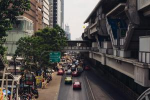Фото город Бангкок, Таиланд (1067745873)