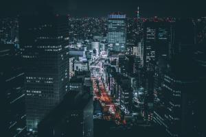 Фото город Токио, Япония (723619828)