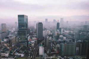 Фото город Токио, Япония (1470777976)