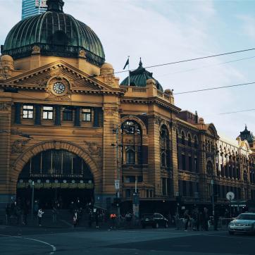 Фото город Мельбурн, Австралия (1891796991)