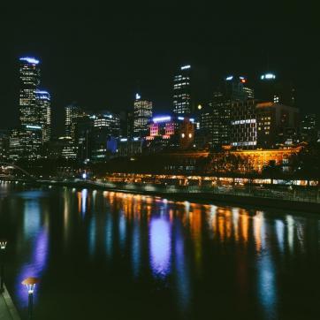 Фото город Мельбурн, Австралия (837061953)
