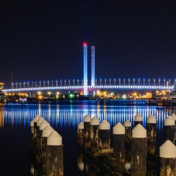 Фото город Мельбурн, Австралия (1007332805)