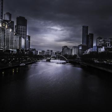 Фото город Мельбурн, Австралия (528548616)