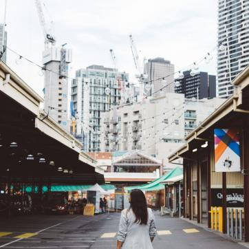 Фото город Мельбурн, Австралия (35117628)