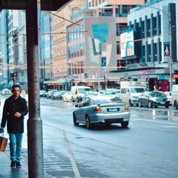 Фото город Мельбурн, Австралия (534975657)