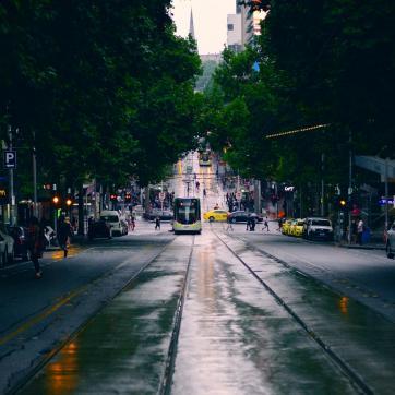 Фото город Мельбурн, Австралия (1063122070)