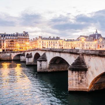 Фото город Париж, Франция (85500066)