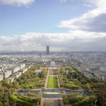 Фото город Париж, Франция (615906253)