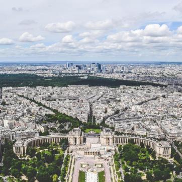 Фото город Париж, Франция (1488493564)