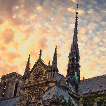 Фото город Париж, Франция (1620311056)