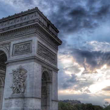 Фото город Париж, Франция (227077852)