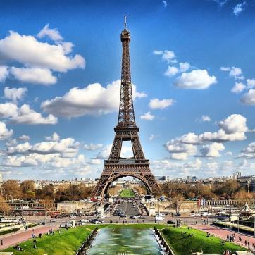 Фото город Париж, Франция (1763934274)