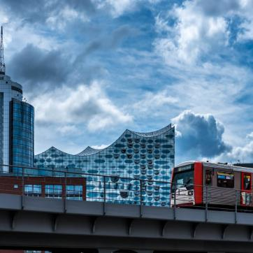 Фото город Гамбург, Германия (73287576)
