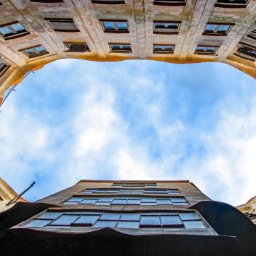 Фото город Барселона, Испания (986654848)