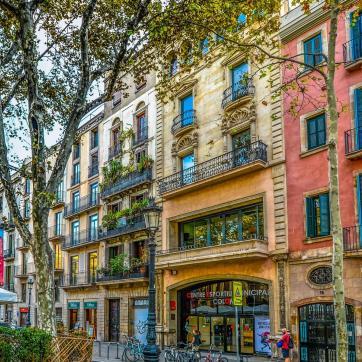 Фото город Барселона, Испания (622520116)