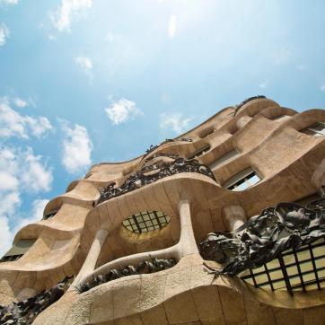 Фото город Барселона, Испания (1551356076)