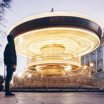 Фото город Мадрид, Испания (376963242)