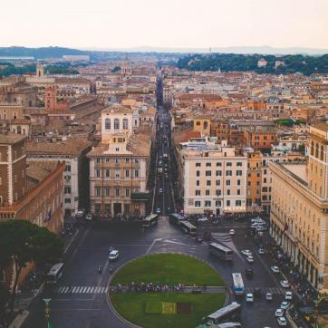 Фото город Рим, Италия (2053265969)